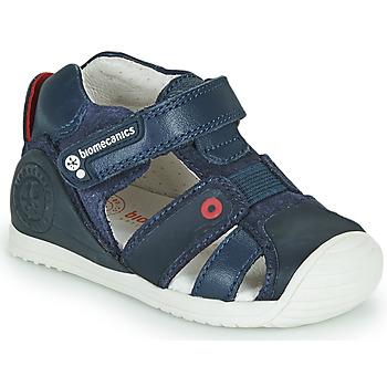 Shoes Boy Sandals Biomecanics 212144 Marine