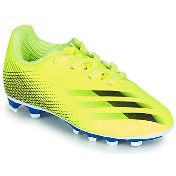 Shoes Children Football shoes adidas Performance X GHOSTED.4 FXG J Yellow