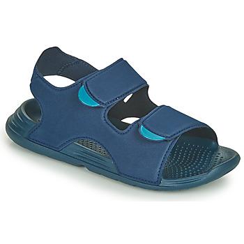 Shoes Boy Sandals adidas Performance SWIM SANDAL C Blue