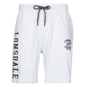material Men Shorts / Bermudas Lonsdale KNUTTON Grey