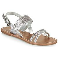 Shoes Women Sandals Chattawak MONIA Silver