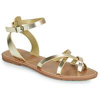 Shoes Women Sandals Chattawak PERLA Gold