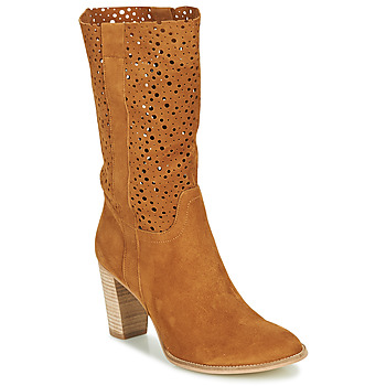 Shoes Women Ankle boots Myma PAGGA Camel