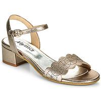 Shoes Women Sandals Myma POULISSADE Gold