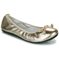 Shoes Women Ballerinas Mac Douglas ELIANE Gold