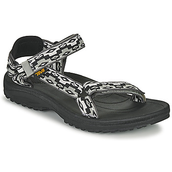 Shoes Women Sandals Teva WINSTED Black / White