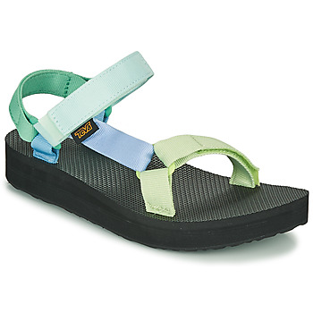 Shoes Women Sandals Teva MIDFORM UNIVERSAL Green