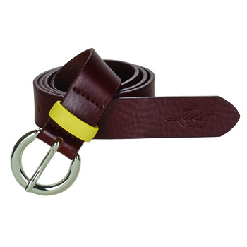 Accessorie Women Belts Levi's LARKSPUR Camel