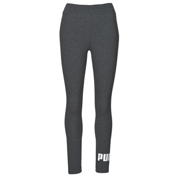 material Women leggings Puma ESS LOGO LEGGING Grey / Dark