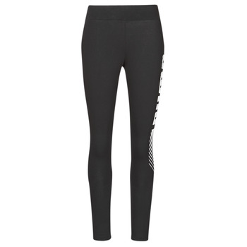 material Women leggings Puma ESS+ GRAPHIC LEGGING Black