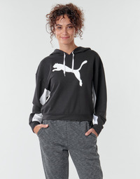 material Women sweaters Puma Modern Sports Hoodie Black
