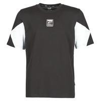 material Men short-sleeved t-shirts Puma REBEL ADVANCED TEE Black