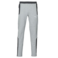 material Men Tracksuit bottoms Puma Evostripe Pant Grey / Black