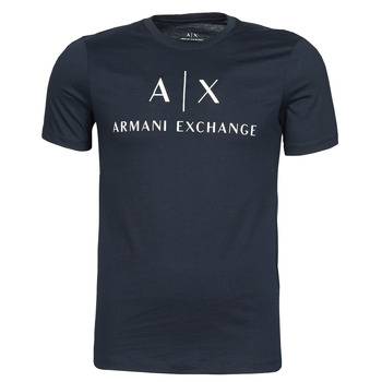 material Men short-sleeved t-shirts Armani Exchange 8NZTCJ-Z8H4Z Marine