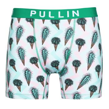 Underwear Men Boxer shorts Pullin FASHION 2 PRINTED COTTON Multicolour