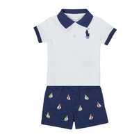material Boy Sets & Outfits Polo Ralph Lauren SUZZIE Multicolour