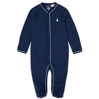 material Girl Sleepsuits Polo Ralph Lauren LOLLA Marine