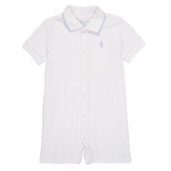 material Boy Jumpsuits / Dungarees Polo Ralph Lauren TONNY White