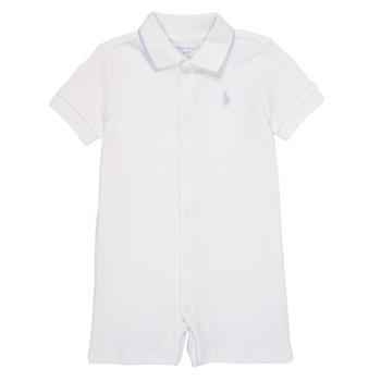 material Boy Jumpsuits / Dungarees Polo Ralph Lauren TONNY White