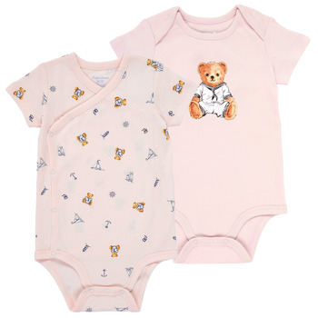 material Girl Sleepsuits Polo Ralph Lauren FANNY Pink