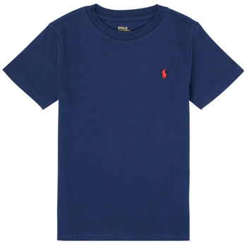 material Boy short-sleeved t-shirts Polo Ralph Lauren PHILOMENE Marine