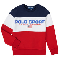 material Boy sweaters Polo Ralph Lauren TRINITA Multicolour