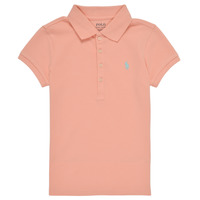 material Girl short-sleeved polo shirts Polo Ralph Lauren SINNOLA Pink