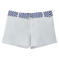 material Girl Shorts / Bermudas Polo Ralph Lauren FILLI White