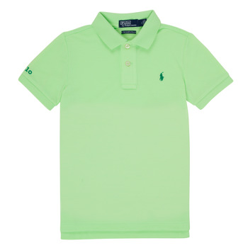 material Boy short-sleeved polo shirts Polo Ralph Lauren DANNI Green
