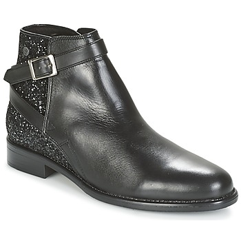Ankle boots / Boots BT London NORINA Black 350x350