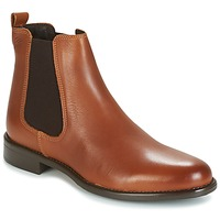 Shoes Women Mid boots Betty London NORA Camel