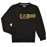 material Boy sweaters Emporio Armani EA7 3KBM55-BJ05Z-1200 Black