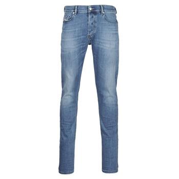 material Men slim jeans Diesel D-LUSTER Blue / Clear