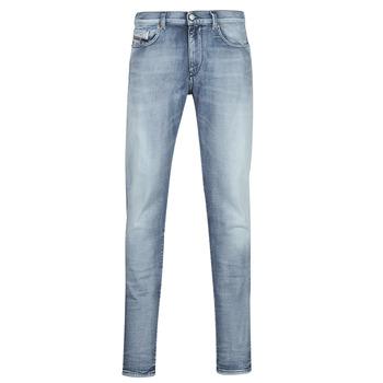 material Men slim jeans Diesel D-STRUKT Blue / Clear