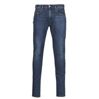 material Men slim jeans Diesel D-STRUKT Blue / Dark