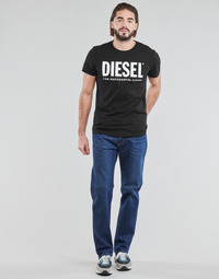 material Men straight jeans Diesel D-MITHRY Blue / Dark