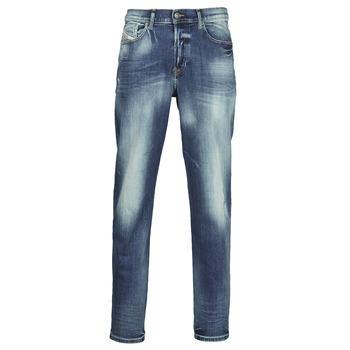 material Men straight jeans Diesel D-FINNING Blue / Medium