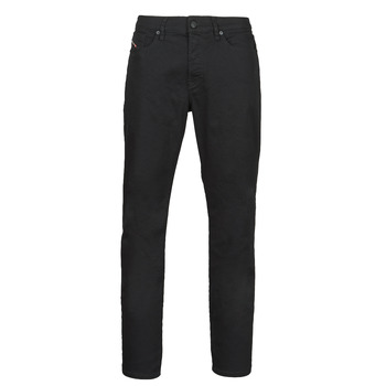 material Men straight jeans Diesel D-FINNING Black