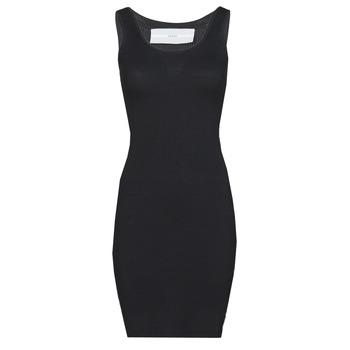 material Women Short Dresses Guess  Black