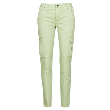material Women Cargo trousers  Guess SEXY CARGO PANT Green