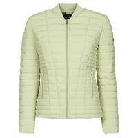 material Women Duffel coats Guess VERA JACKET Green