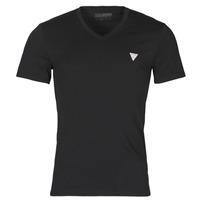 material Men short-sleeved t-shirts Guess VN SS CORE TEE Black
