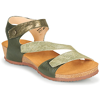 Shoes Women Sandals Think DOUMIA Green