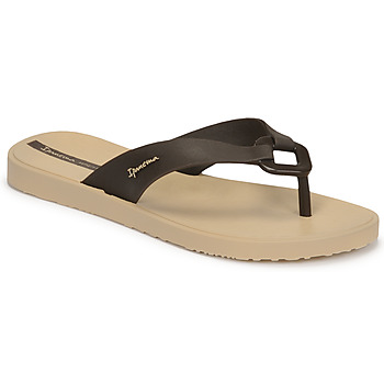 Shoes Women Flip flops Ipanema IPANEMA NEXO FEM Brown / Beige