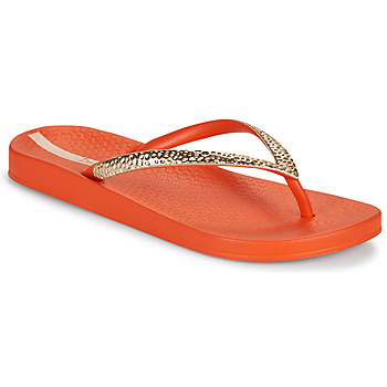 Shoes Women Flip flops Ipanema IPANEMA MESH V FEM Red