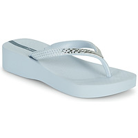 Shoes Women Flip flops Ipanema IPANEMA MESH VI PLAT FEM Blue
