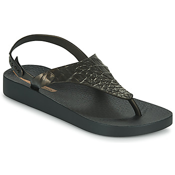 Shoes Women Sandals Ipanema IPANEMA CAIMAN SANDAL FEM Black