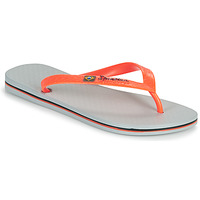 Shoes Men Flip flops Ipanema IPANEMA CLAS BRASIL II AD Grey / Orange