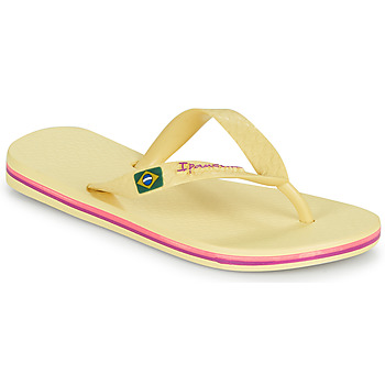 Shoes Children Flip flops Ipanema IPANEMA CLAS BRASIL II KIDS Yellow