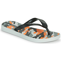 Shoes Children Flip flops Ipanema IPANEMA CLASSIC IX KIDS Grey / Black / Orange